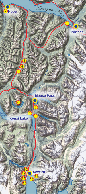 upper kenai peninsula fishing map