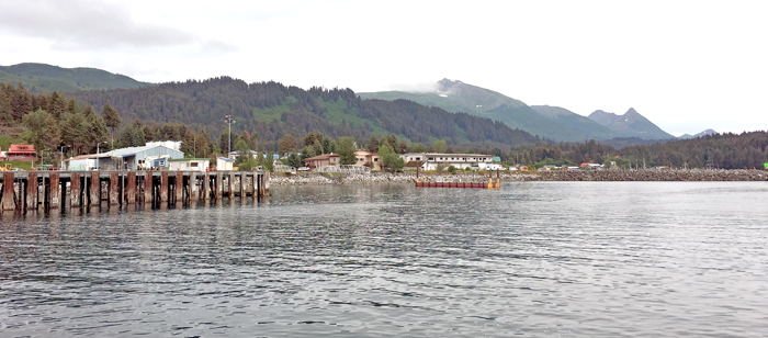 seldovia ferry dock