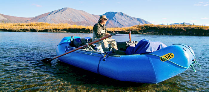 Float hunting Alaska's Noatak River
