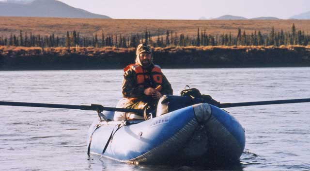 AIRE Puma on the Noatak River