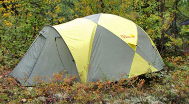 Wild Country Mountain Quasar tent & Terra Nova Tents Review | Alaska Gear Reviews - Alaska Outdoors ...